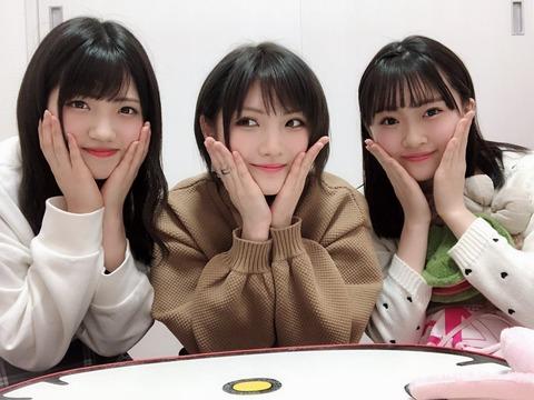 【AKB48】55thシングル、岡田奈々・村山彩希のみ3次で全完売!!!