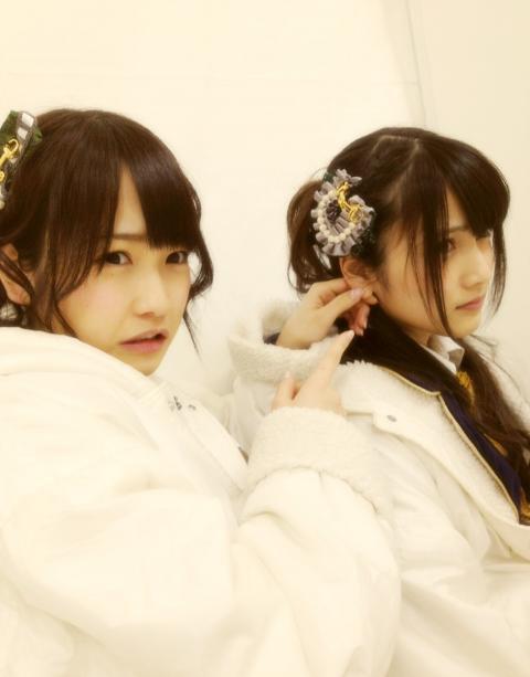 AKB48の入山、川栄って可愛いよな?????