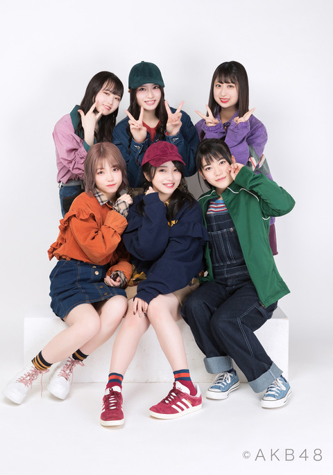 【AKB48】ユニットF、G、H振替公演ユニット名決定!