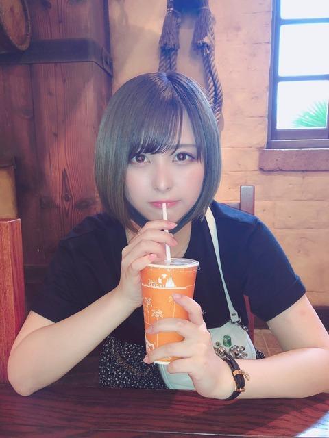 【元AKB48】佐藤栞22さい  みんなのおかげで生きれてます