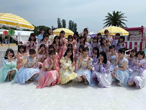 【AKB48】小栗有以の代わりに山本望叶をセンターにしたら起こりそうなこと