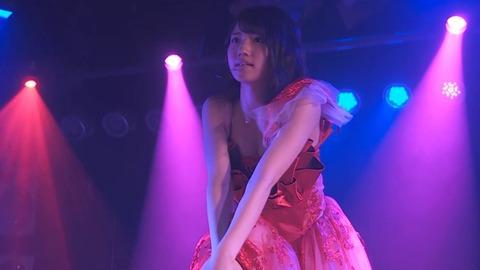 【AKB48G】劇場公演をエロ目線で見てしまう自分が情けない・・・