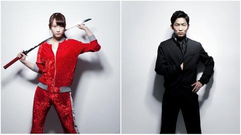【悲報】松井玲奈ひょんさんの舞台相手役ノンスタ石田が右上腕骨折