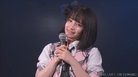 【悲報】AKB48矢作萌夏さん、公演中に足を負傷し長期離脱の可能性