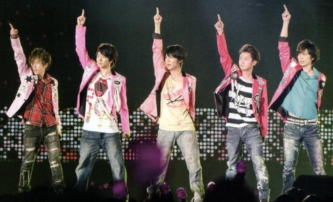 AKB48は嵐のコンサートを見て勉強すべき