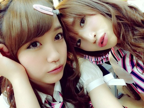 【AKB48】今更ながら梅ちゃんってキャプテンとして完璧だったよな【梅田彩佳】