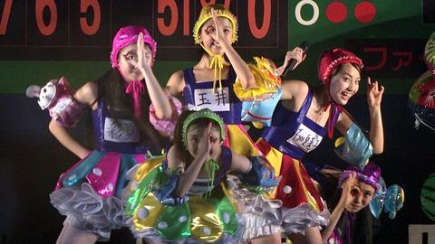 ももクロ「SKE48さんは越えたかと(笑)」
