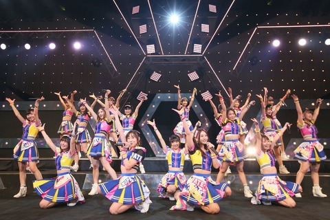 【SKE48】3月31日さいたまスーパーアリーナで単独コンサート開催決定!!!