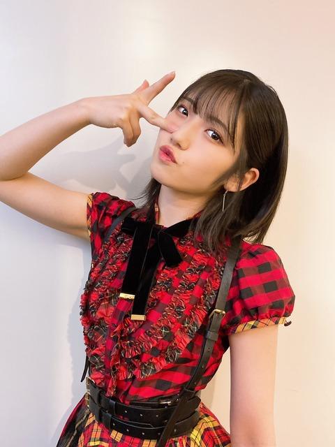 【AKB48】村山彩希(選挙出ません、劇場を優先します、離れ目です、AKBでの活動がゴールです)←天下取った理由