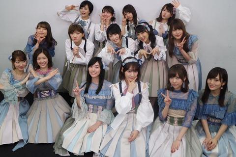 【悲報】総監督が露骨にSKE、NMBメンバーをはぶる【AKB48・横山由依】