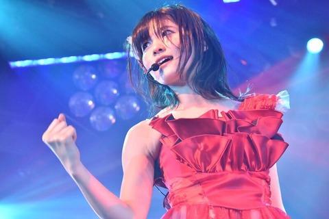【AKB48】谷口めぐ「選抜メンバーに1度も入ったことのない私だけどAKB48にいる間の私の1番の目標」