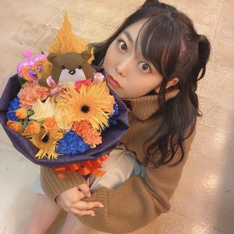 【悲報】AKB48峯岸みなみ、まだまだ卒業しない宣言