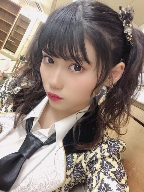 【NMB48】菖蒲まりんちゃん、友達からグリーンゴブリン、鬼瓦、金剛力士像に似てるとdisられるwww