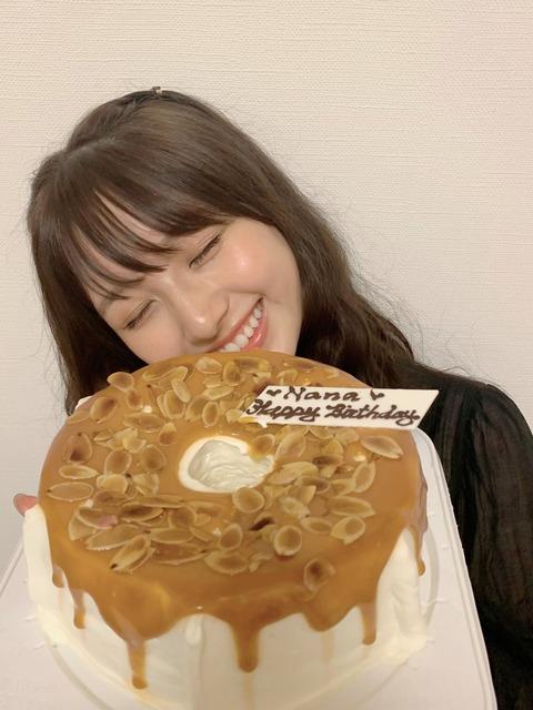 【悲報】ネットストーカー「大和田南那のお誕生日ツイートにリプを送ったメンバーがコチラです」