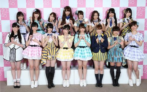 【総選挙】アップカミングガールズの悲喜交交【AKB48G】