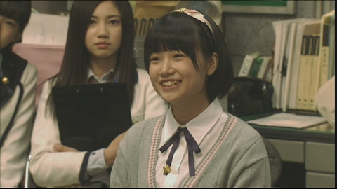 【遅報】HKT48朝長美桜「女優をやってみたい」