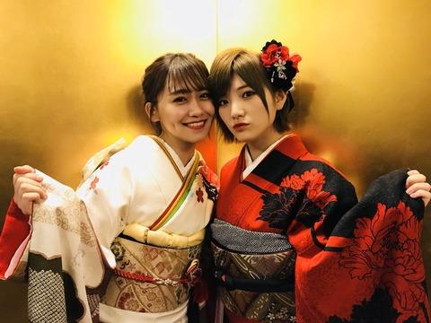 【AKB48】岡田奈々がセンターになったってことは小嶋真子がセンターになる可能性もあるよね?
