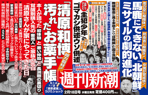 【新潮】2カ月で7人も卒業表明!「AKB48」に訪れた大量絶滅期