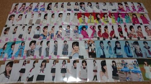 【AKB48G】興味ないメンバーの生写真やカードってどうしてる?