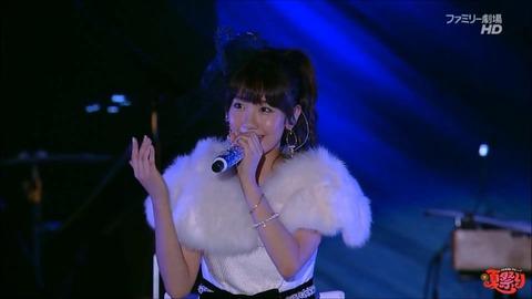 【AKB48】夏祭りのトップ、大トリ、1000人ソロを任せられるアイドル番長柏木由紀