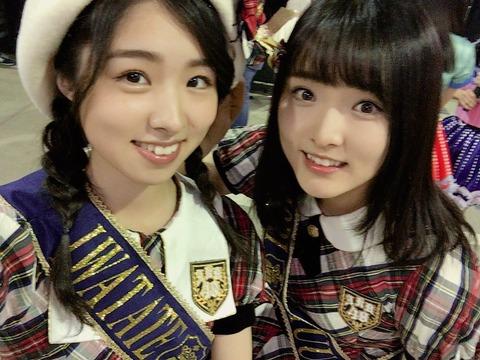 【AKB48】佐々木、岩立、大森、茂木←ここら辺の総選挙でそこそこ上位にきても無意味なメンバー
