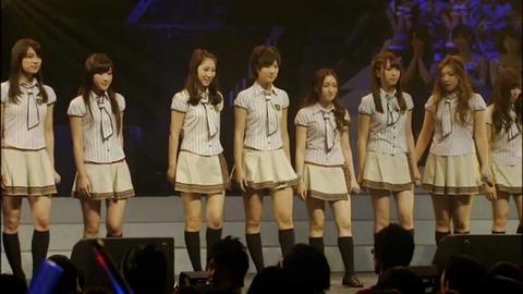 【AKB48G】もうオリメンが殆どいないことに愕然とした曲
