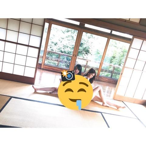 【画像】ゆかるんていつもこの和室で水着グラビア撮影してるよな【AKB48・佐々木優佳里】