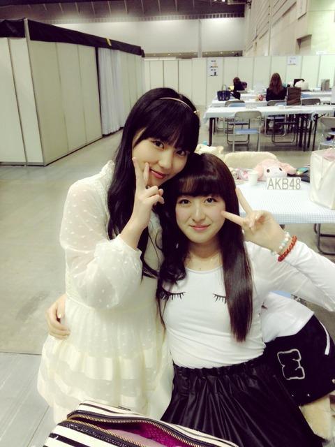 【画像あり】AKB48のこの子、すげぇおっぱい強調されてんな・・・