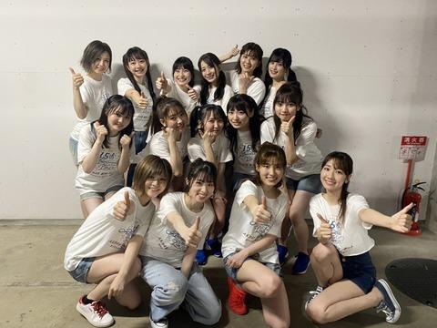 【AKB48】チームB>>チームK>チーム4>>>>(越えられない壁)>>>>チームA