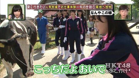 【HKT48】まおぱにって奴、すんげー色気あるよな【山本茉央】