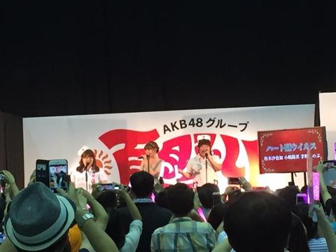 【朗報】AKB48グループ秋祭りのステージイベントが完売祭り!!!