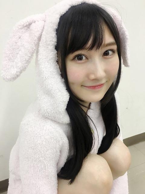 【NMB48】ふぅちゃんがまさかの爆乳披露???【矢倉楓子】