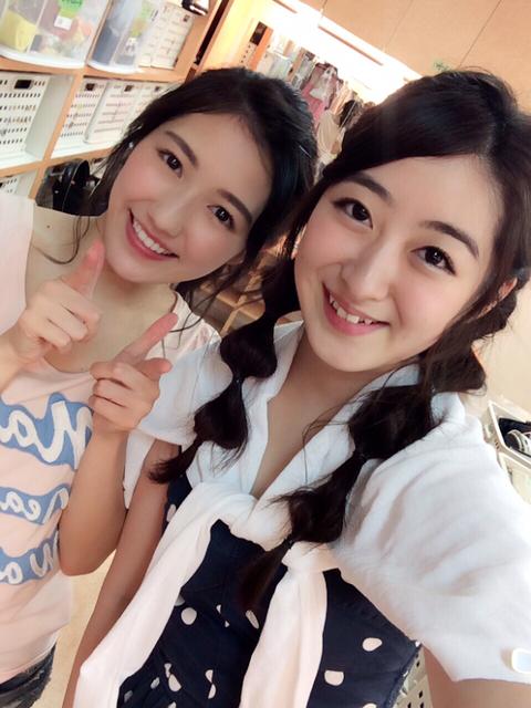 【超朗報】windows10にしたらいずりなが可愛いく見えるぞおおお!!!【AKB48・伊豆田莉奈】