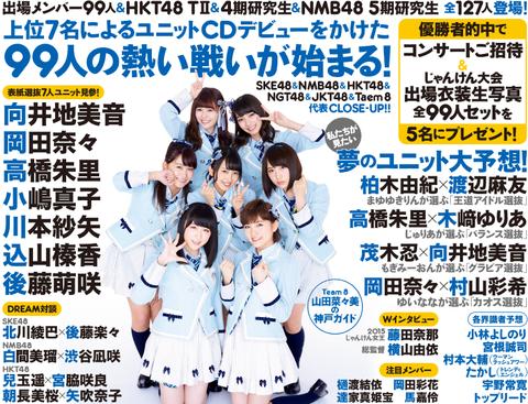 【AKB48G】今年のじゃんけん大会で起こりそうなサプライズ