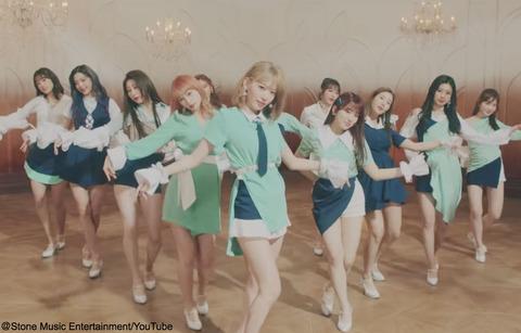 【疑問】なんでクソほど忙しいTWICEやIZ*ONEの方がゲロ暇な48Gよりダンス完璧なの?