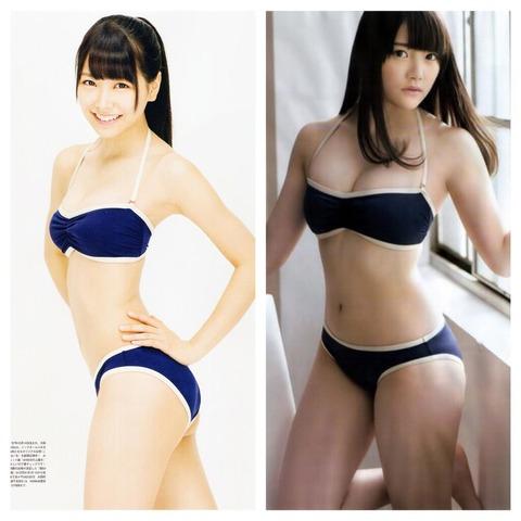 【SKE48】木本花音の体つきが凄い・・・【画像あり】