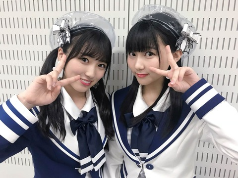 【AKB48G】俺「好きなアイドルは矢作萌夏、小畑優奈、矢吹奈子、田中美久」←これでキモいと言われたんだが