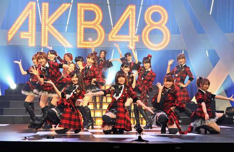 【AKB48】重力シンパシーをパチ曲にまわしたのは痛恨のミス