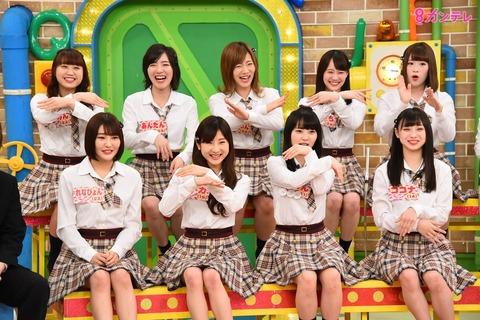 【NMB48】まなぶくんってこんなメンバーでやってたっけ?
