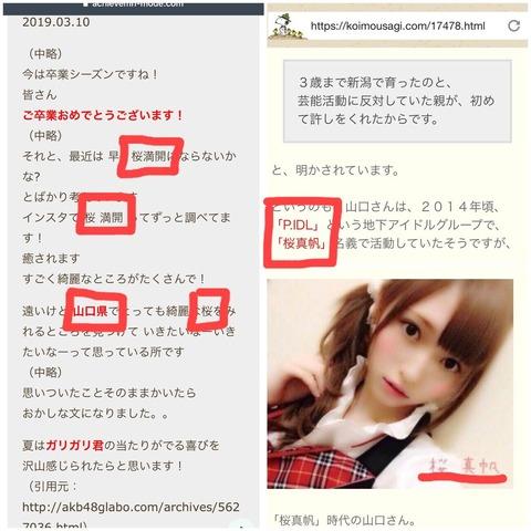 【NGT48】人望民「荻野由佳は完全な被害者」