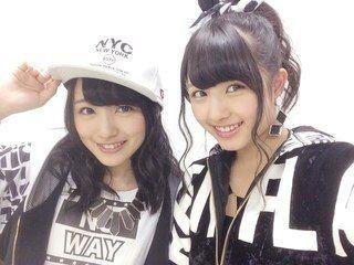【AKB48】総選挙でのなーにゃとみーおんの目標はUG【大和田南那・向井地美音】