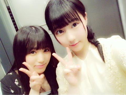 【HKT48】みくりんが奈子ちゃんに勝つ方法ってないの?【田中美久・矢吹奈子】