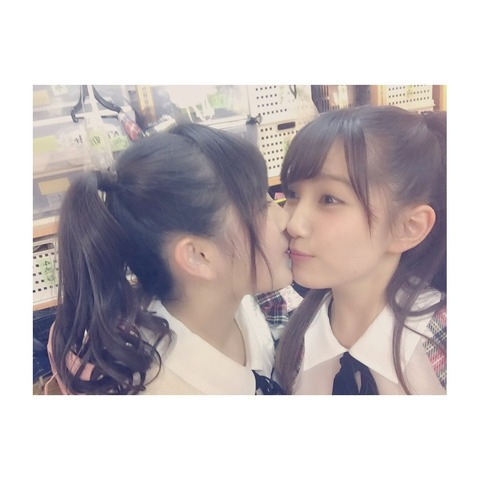 【AKB48G】キスしたら一番話題になる組み合わせってどのメンバー?