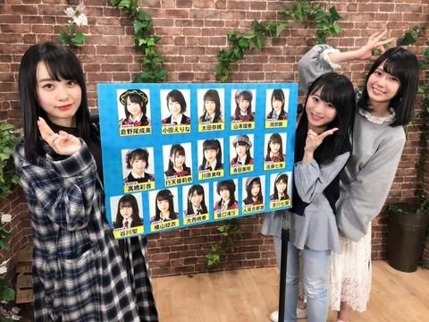 【AKB48】チーム8横山結衣ちゃんってMC力やたら高くないか?