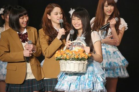 木崎ゆりあに続いてそろそろ松井珠理奈もAKB48に移籍するんだろうな