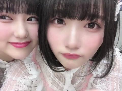 【動画】田中美久(E)「すき」矢作萌夏(F)「すち」