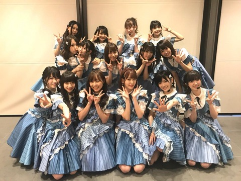 【AKB48】センチメンタルトレインはこのままずっと15人選抜で歌うのか?