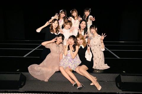 【AKB48G】みんな一人でやっていける自信があって卒業してるの?