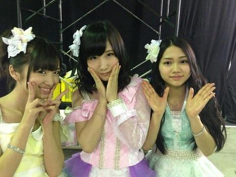 【AKB48】横山由依監督になったら朱里田野大島涼がキャプテンになるんか?