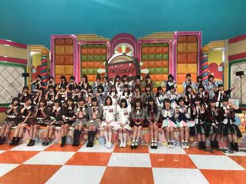 【AKB48G】お前らが5年以上推してるメンバーを書いてけ